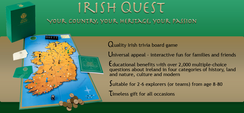 Irish Quest Header